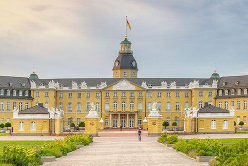 Hausverwaltung Standorte - Standort Karlsruhe Schloss