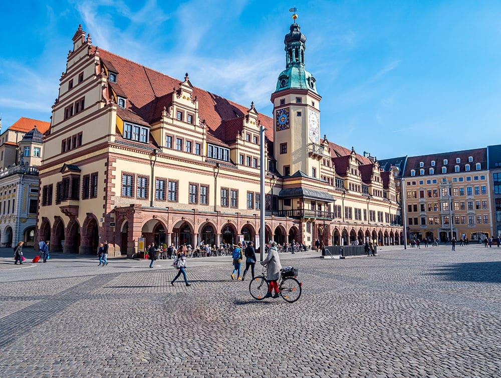 DIV - Deutsche Immobilienverwaltung - Fokusstadt Leipzig Rathausplatz